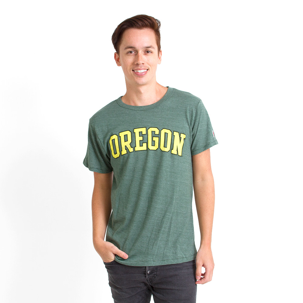 Arched Oregon, Print, T-Shirt